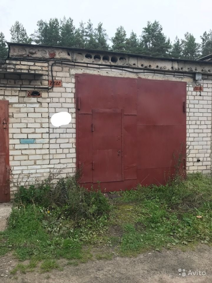 Гараж, 24 м. Ленинградская область, Луга