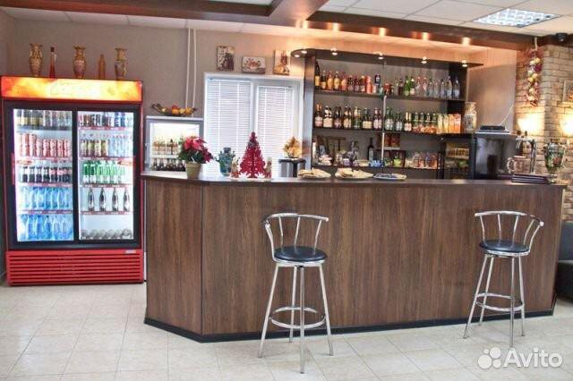 Дизайны барных стоек в кафе
