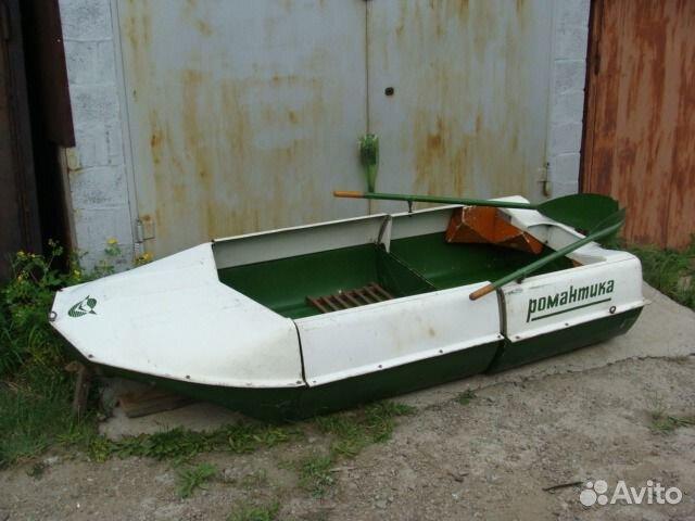 сварка лодки романтика