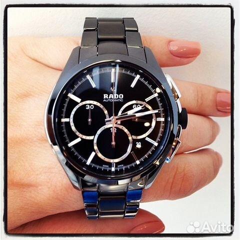 Радо Часы Керамика - YouTube