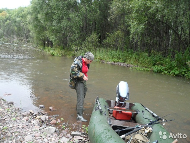 ловля в красноярском крае тайменя