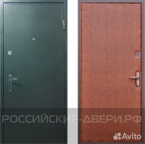 металлические двери цены с установкой в бутово