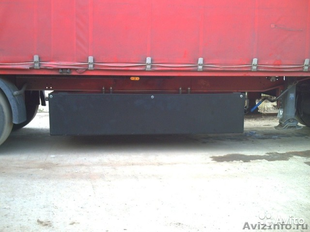 Инструментальные ящики для грузовиков своими руками