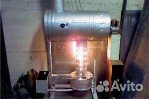 Печь на масляной отработке купить в Карачаево-Черкесии на Avito - Объявления на сайте Avito
