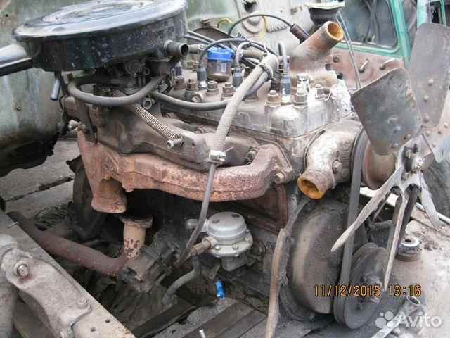 Ремонт двигателя газ 52 своими руками
