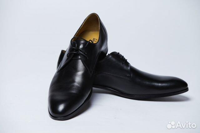Классические мужские туфли под костюм