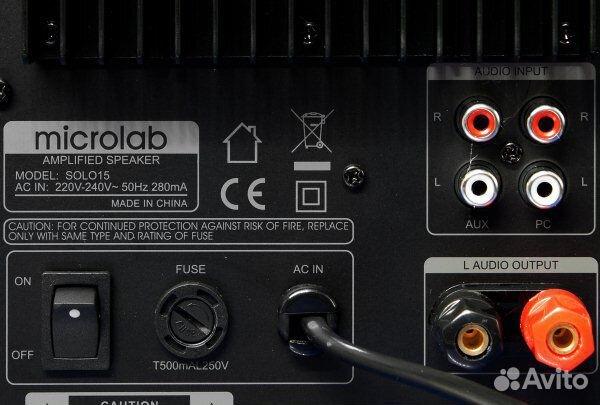 к microlab m 960