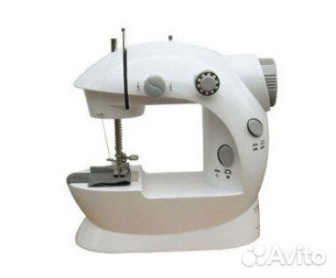 Машинка швейная мини портняжка