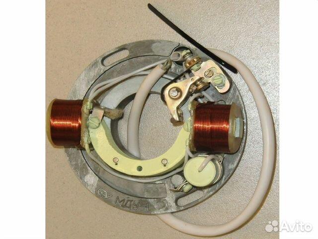 Зажигание мду-1 на двигатель