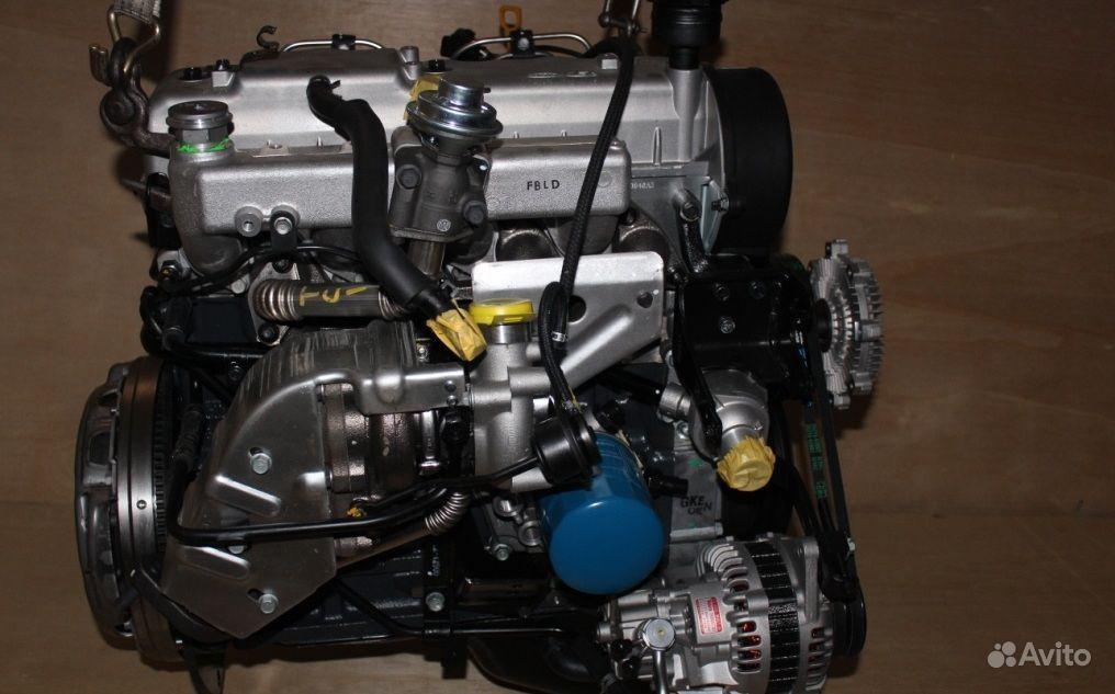 Двс 2.5 D4BH Hyundai