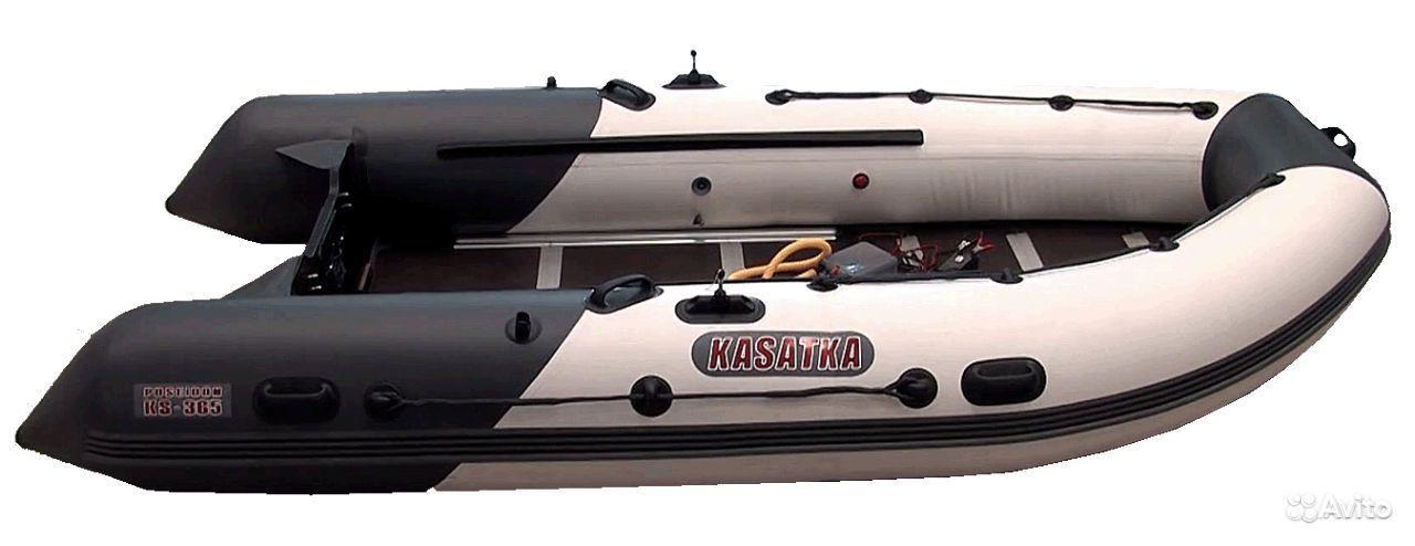 купить лодку касатка в санкт петербурге