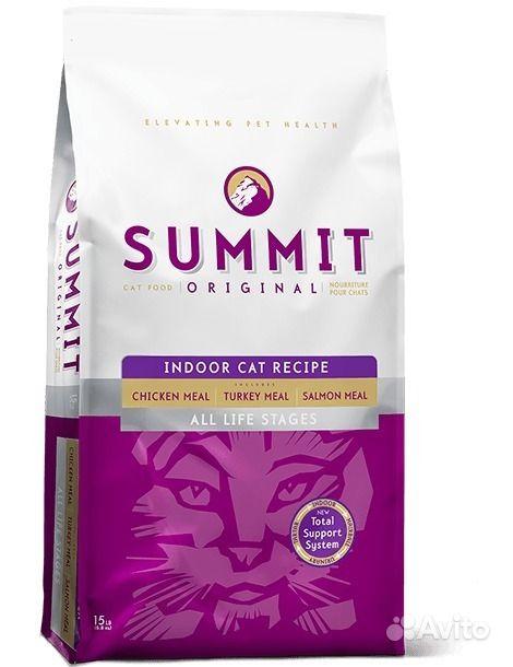 Summit Holistic Original 3 Meat, Indoor Cat Recipe