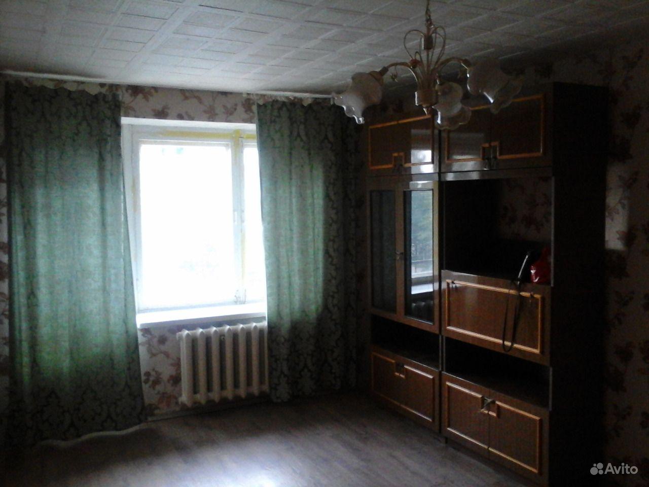 1-к квартира, 30 м², 4/9 эт. — фотография №1