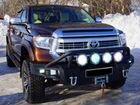 Toyota Тундра подножки #7