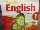Macmillan English 1 постеры