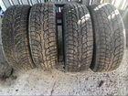 Зимние шины, Hankook 215 55 r18 шипы.Состояние нов