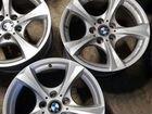 Литые диски r17 на BMW