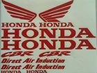 Наклейки Honda Cbr