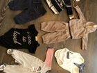 Пакет вещей на мальчика (62-80 см)