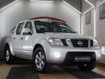 Nissan Navara, 2012