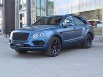 Bentley Bentayga, 2016, с пробегом, цена 9950000 руб.