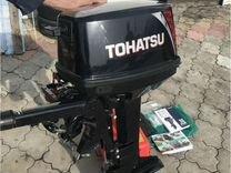 Лодочный Mотор Tohatsu 9.8