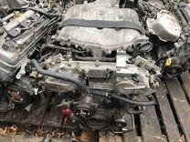 Контрактный двигатель VQ35de infiniti g35 m35 FX35