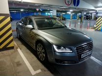 Audi A8, 2010 г., Москва