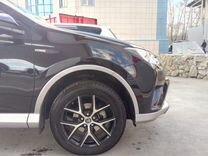 Toyota RAV4, 2017 г., Новосибирск