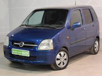 Opel Agila, 2002 г., Екатеринбург