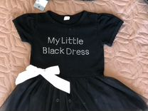 Платье-боди my little black dress