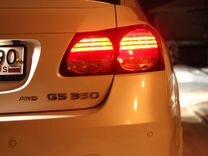 Фонарь Lexus GS америка