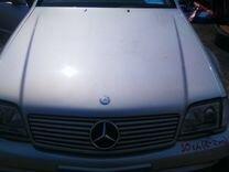 Капот В идеале на Mercedes-Benz R129 SL500