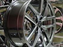 Новые Диски R18 5x114.3 на Lexus RX IS GS Toyota