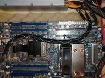 Lenovo C30,e5-2637v2,радиаторы,64гб(4х16гб) сборка — Товары для компьютера в Санкт-Петербурге
