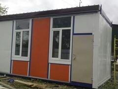 Дачные домики, гаражи, ларьки и киоски