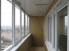 Остекление утепление и отделка балконов - окна / двери / бал.