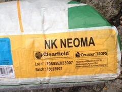 Семена подсолнечника.NK neoma-pioner-под гранстар