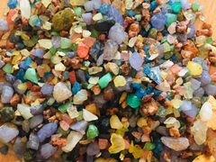 Камни грунт для аквариума