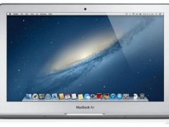 Новый Apple MacBook Air 13 Mid 2014 MD760/B RU