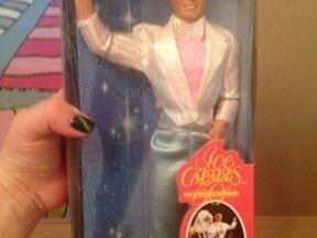 Винтажный кен для Барби 1989 года