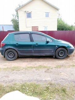 Peugeot 307 1.6AT, 2004, хетчбэк объявление продам