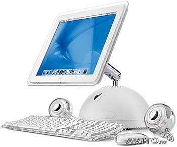 Apple iMac G4 1.25 GHZ USB 2.0