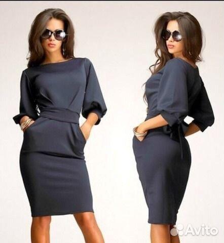 Платье на каждый день купить фото