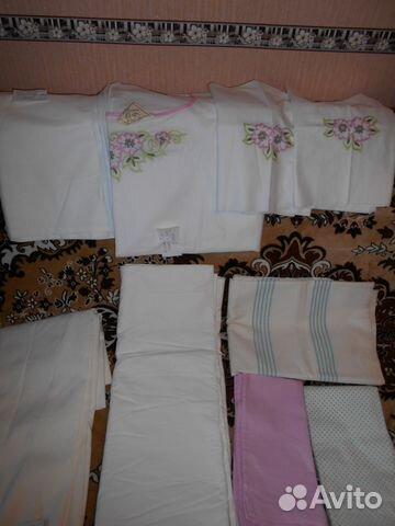 постельное белье на авито