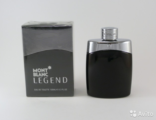 Mont Blanc - Legend - 100 ml— фотография №1