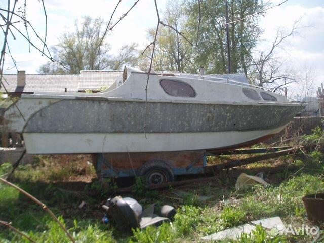 купить моторную лодку на авито в кирове
