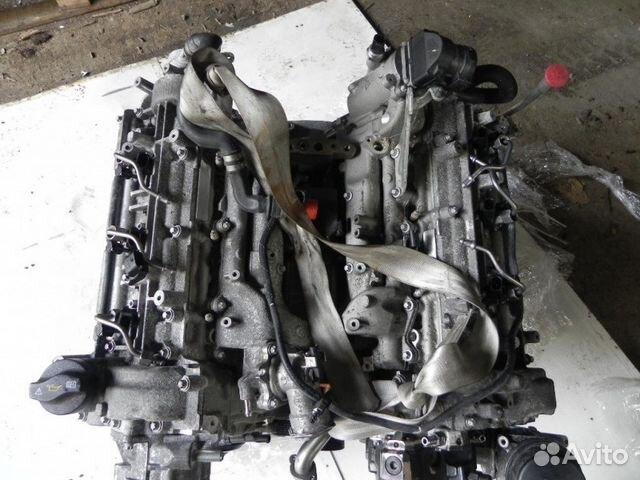 трёхлитровый двигатель для мерседес мл