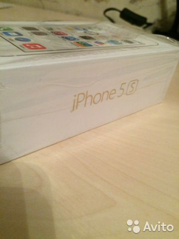 Apple iPhone 5S 64 Gb gold