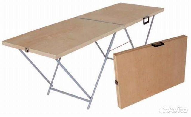 Стол для торговли раскладной бу